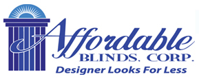 blinds affordable blinds logo